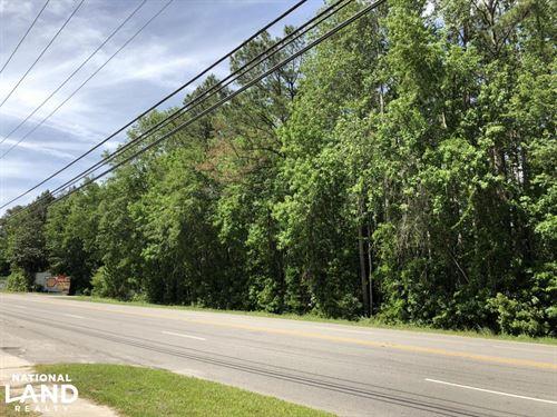Hampton Varnville Hwy 278 Commercia : Hampton : South Carolina