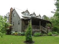Arkansas Home And Secluded Acreage : Brockwell : Izard County : Arkansas