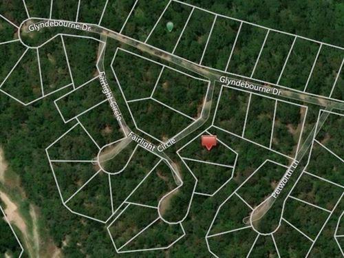 Beautiful Wooded Lot Bella Vista : Pea Ridge : Benton County : Arkansas