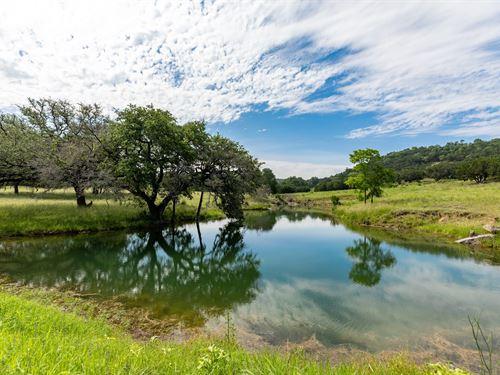 Hill Country Land, Kerrville TX : Kerrville : Kerr County : Texas