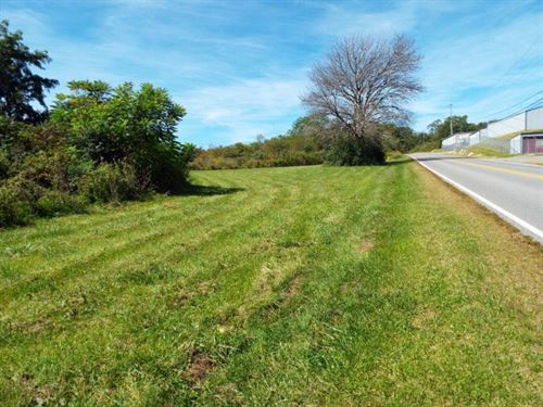 3.46 Acres Commercial Land Close to : Bluefield : Tazewell County : Virginia