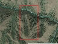80 Acres Off Grid Snake River : Cottonwood : Idaho County : Idaho