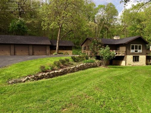 Private Country Retreat Richland : Richland Center : Richland County : Wisconsin