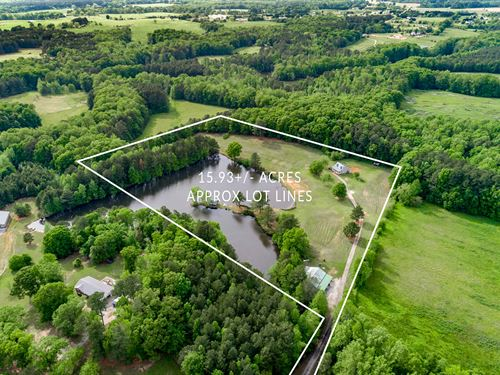 Private Estate, Guest Home : Good Hope : Walton County : Georgia