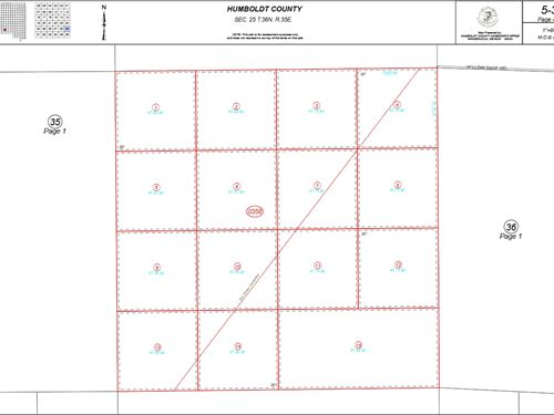 39.61 Acres In Humboldt County, Nv : Winnemucca : Humboldt County : Nevada