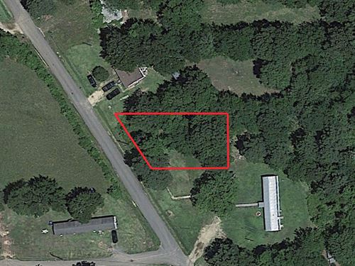 1/4 Acre Lot In Warren : Warren : Bradley County : Arkansas
