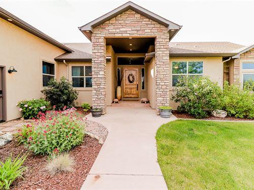 Luxury Home For Sale in Colorado : Fruita : Mesa County : Colorado