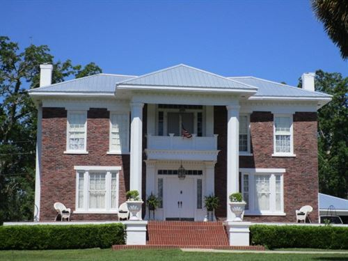 Amazing Historical Home Greenwood : Greenwood : Jackson County : Florida