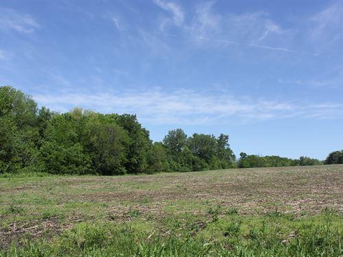 Dekalb County MO 40 Acres For Sale : Weatherby : Dekalb County : Missouri