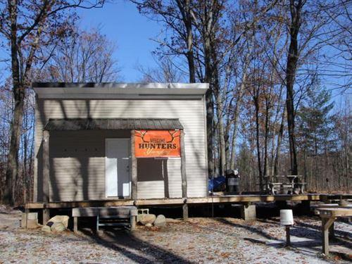 Hunting Property Alcona County : Curran : Alcona County : Michigan