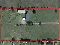 Country Home Acreage Clinton OK : Clinton : Custer County : Oklahoma