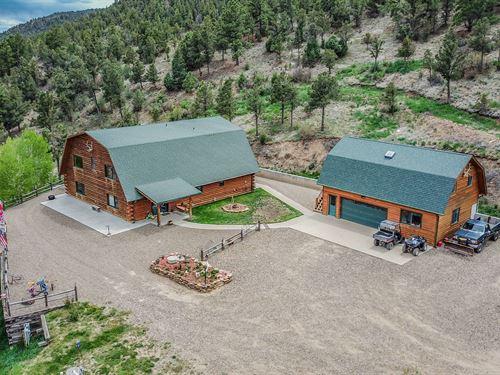 Exquisite Multi-Family Property : Weston : Las Animas County : Colorado