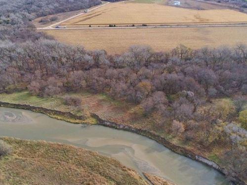 South Loup River Wildlife-Tract 5 : Ravenna : Buffalo County : Nebraska