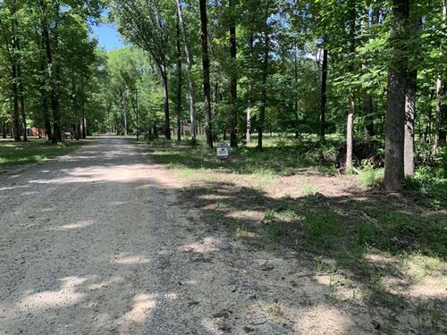 Lot 59 Two Rivers Subdivision : Aliceville : Greene County : Alabama