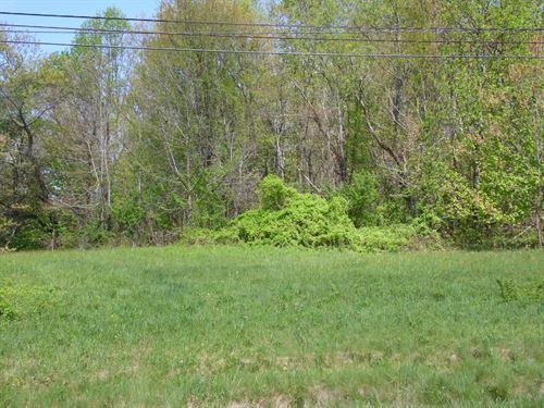 Building Lot Near Sparta NC : Sparta : Alleghany County : North Carolina