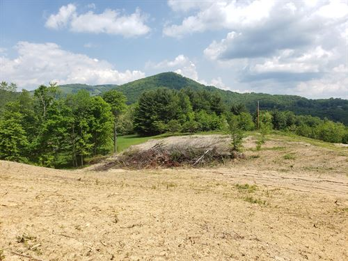 29.35 Acres Close To Jefferson : Troutdale : Grayson County : Virginia
