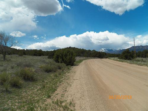 Navajo Ranch Lot Near Lathrop Park : Walsenburg : Huerfano County : Colorado