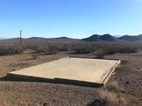 Nice Lot, Power, Access, $255/Mo : Adelanto : San Bernardino County : California