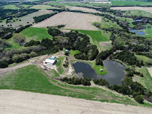 44.13 Acres, More OR Less Knox CO : Verdigre : Knox County : Nebraska