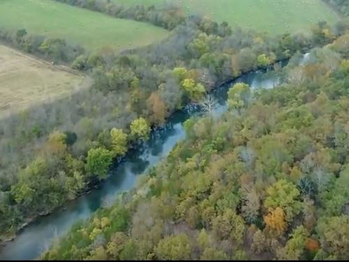 River Front Property, Prime Hunting : Falcon : Laclede County : Missouri