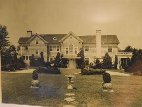Jackson TN Historic Home, Acreage : Jackson : Madison County : Tennessee