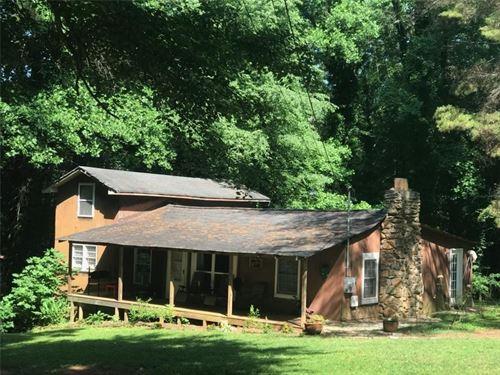 Estate Owned, Fixer Upper : Canton : Pickens County : Georgia