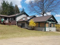 178003- Water &Woods On Fuller Lake : Minocqua : Oneida County : Wisconsin