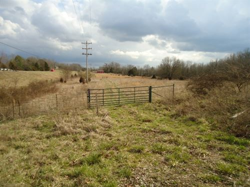 Storage Units, Farm, Home, Acreage : Mansfield : Wright County : Missouri