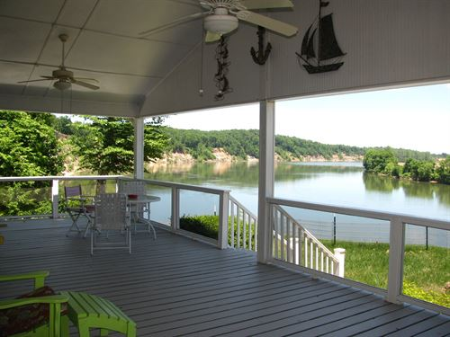 River Front Home Tn, 3 Bedroom 2 : Savannah : Hardin County : Tennessee