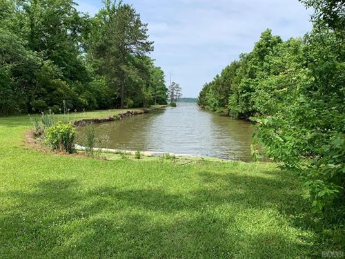 Land Great View Located Pasquotank : Elizabeth City : Pasquotank County : North Carolina