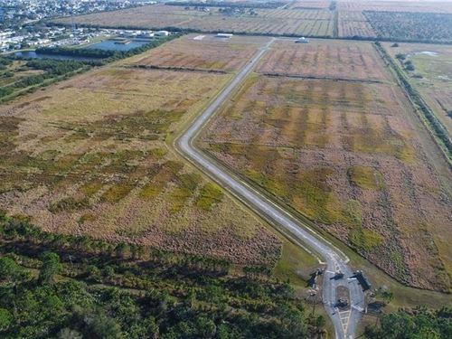 60+ Acre Subdivision East Coast : Grant : Brevard County : Florida