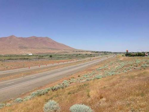 4.84 Acres Grass Valley Ranchos : Winnemucca : Humboldt County : Nevada