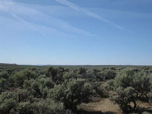 10 Acres With Road Access, Oregon : Wagontire : Lake County : Oregon