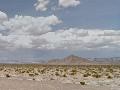 1.93 Acres Buildable Parcel : Amargosa Valley : Nye County : Nevada