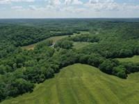 Big Piney River Farm in Texas Coun : Licking : Texas County : Missouri