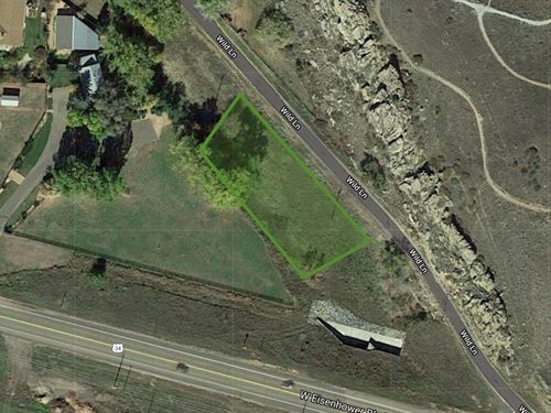 .72 Acres For Sale In Loveland, Co : Loveland : Larimer County : Colorado