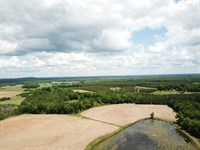 Claude Simpson Road Farm : Elon : Alamance County : North Carolina