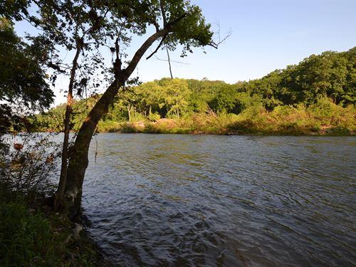 Trophy Trout River Frontage, Access : Pottersville : Ozark County : Missouri