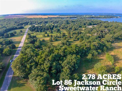 2.78 Acres In Navarro County : Kerens : Navarro County : Texas