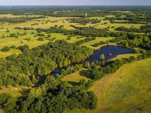 Lazy C Ranch : Milburn : Johnston County : Oklahoma