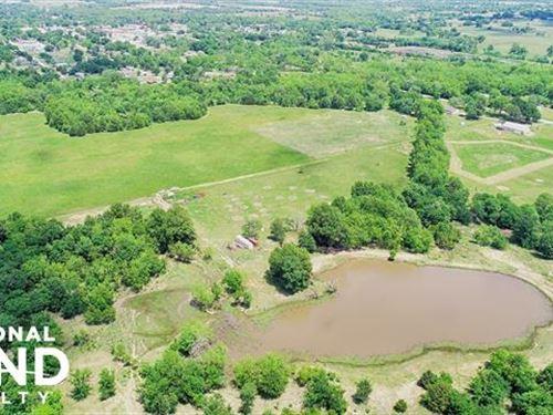 Choctaw Street Hunt OR Build : Beggs : Okmulgee County : Oklahoma