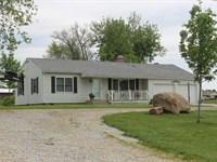 Cameron MO Country Home Acreage : Cameron : Clinton County : Missouri
