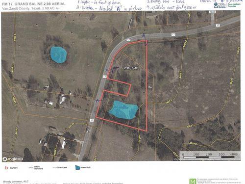 Residential Land Grand Saline : Grand Saline : Van Zandt County : Texas