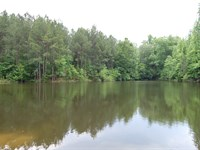 Clouds Creek Tract With Pond : Comer : Oglethorpe County : Georgia
