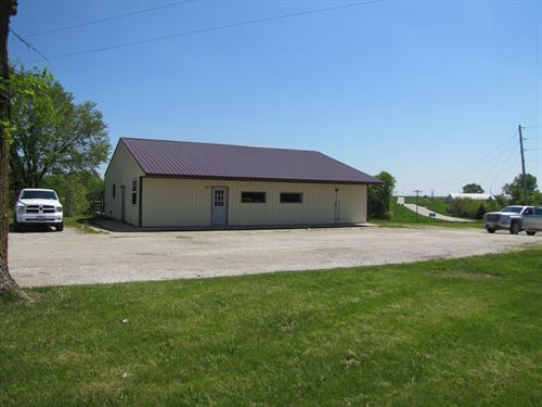 Northeast Mo Commercial Property : Arbela : Scotland County : Missouri