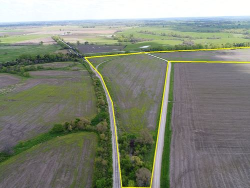 Row Crop Farm For Sale : Centerville : Appanoose County : Iowa