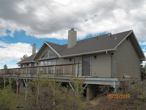 Beautiful Home In Spirit Mountain : Aguilar : Las Animas County : Colorado