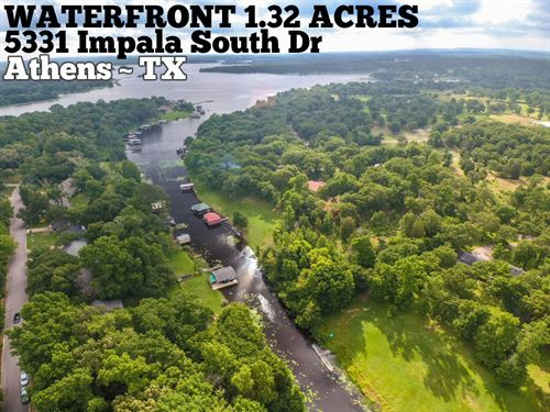 1.32 Acres In Henderson County : Athens : Henderson County : Texas