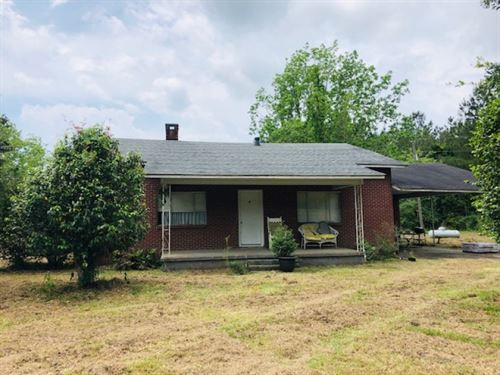 Home And 5 Acres / Tylertown / MS : Tylertown : Walthall County : Mississippi