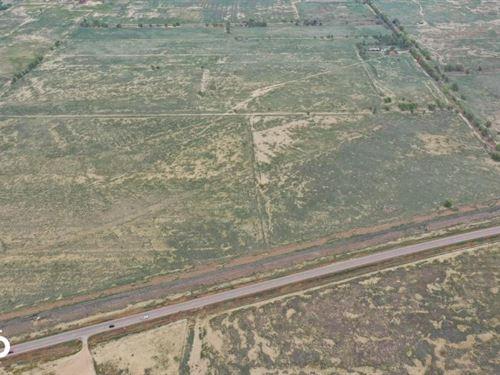 Grassland in Crowley County, CO : Ordway : Crowley County : Colorado